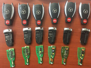 24/7 MERCEDES BENZ KEY,FOB COPY/CUTTING/PROGRAMING