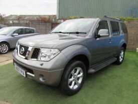 2007 Nissan Pathfinder 2.5 dCi Aventura 5dr