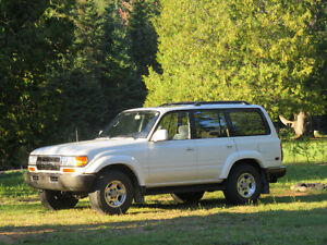 1993 Toyota Land Cruiser VUS