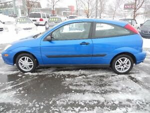 Ford Focus 3dr Cpe ZX3 2002