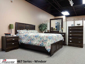 New Canadian Made Bedroom Suite Packages starting at $799.00