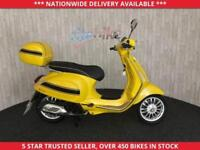 PIAGGIO VESPA SPRINT SPRINT 125 4T 3V ABS MOT JUNE 19 LOW MLS 2014 14