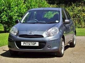 Nissan Micra 1.2 Visia 5dr PETROL MANUAL 2011/11
