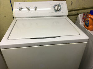 Heavy Duty Whirlpool Washer And Whirlpool Dryer