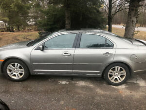 2008 Ford Fusion saftied $3200