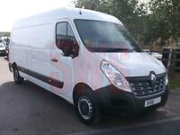2015 Renault Master 2.3dCi LM35 125 Business EX LEASE