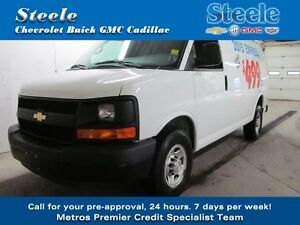 2015 Chevrolet Express 2500 Cargo... Business on Wheels !!