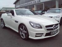 2012 Mercedes Benz SLK SLK 250 CDI BlueEFFICIENCY AMG Sport 2dr Tip Auto 2 do...