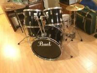 Pearl Drum Set for Beginners NEED GONE