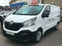 Renault Trafic 1.6dCi Energy Low Roof Van 2015MY SL27 120 Business