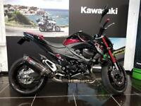 KAWASAKI Z800 ABS SUGOMI EDITION ZR800BGF, Performance Pack, LOW MILEAGE