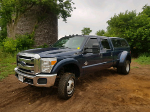 Lifted f350 dually low km original owner