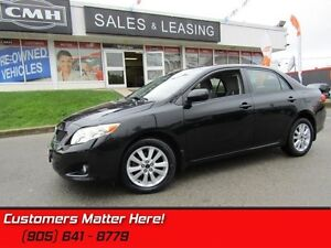 2010 Toyota Corolla LE  GREAT LOW CLICKS! SUNROOF! PUSHSTART!