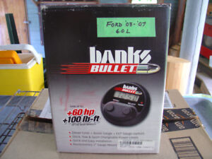 BANKS BULLET FORD 6.0 LITRE DIESEL TUNER [2003-2007 ]