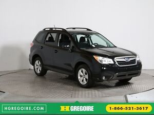 2015 Subaru Forester AUTO A/C BLUETOOTH MAGS