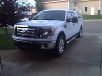 REDUCED Ford F-150 4x4 supercrew