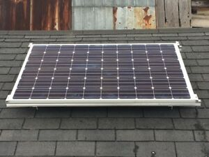 Solar Power Kit for Camping, Cottage or Hideaway