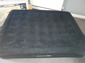 Electic Trespass airbed for sale brilliant condition