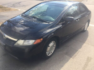 Extra clean lady driven 2008 Honda Civic very well maintained