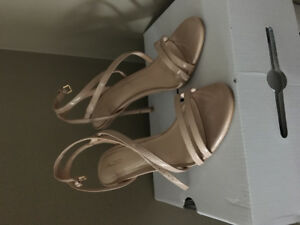 Ladies sandals Neutral