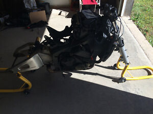 PARTING OUT HONDA CBR600RR