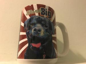 Brand New coffee Mug $5 Rottweiler Dog
