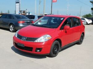 2008 Nissan Versa SL*ACCIDENT FREE*CURISE/AUX*LOW KM