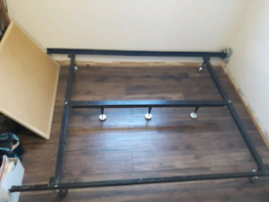 Double/queen/king metal bed frame