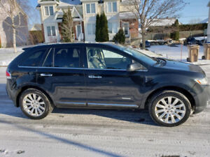 2011 Lincoln MKX Limited VUS