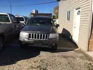 2004 Jeep Grand Cherokee Ltd SUV, Crossover
