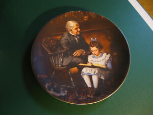 Norman Rockwell Collector Plates - 29 in Total