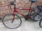 Bike trax 700 very good condition wheels 700cc