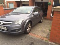 Swaps for a van or for sale Vauxhall Astra 2006 1.6 , petrol , 96 k miles 11 mth Mot