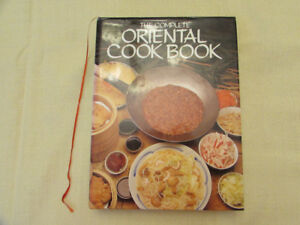 The Complete Oriental Cookbook