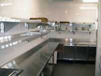 Kitchen in Bar to Rent - Whitstable Kent