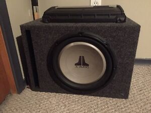 Sub and amp combo PRICE DROP