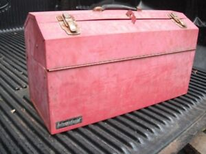 Rat rod, hot rod tool box.