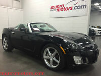 2007 Saturn Sky Red Line 260 HP Low Kms 2 Owners Canadian
