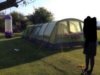 Gelert morphous 8 man tent