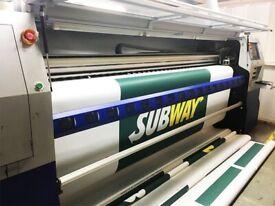 PVC Banner Printing in London | Vinyl Banners | Mesh Banner Print | Large Format Printing London