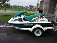 1996 Sea-Doo SPX with Trailer!  $ 2,300.00