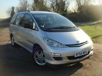 Toyota Previa 2.4 VVTi ( 7 st ) automatic T3, f.s.h, leather, dvd, 144k