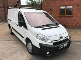 2015 Toyota Proace 2.0HDi 128bhp 1200 L2H1 ** NO VAT TO PAY**