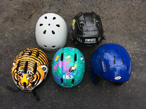 Casques divers