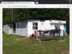 Off grid homestead with acreage for sale