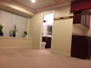 Studio private entrance - Surrey Central Mall - ground floor