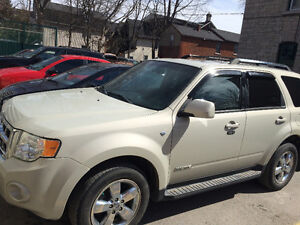 2008 Ford Escape Limited edition SUV, Crossover