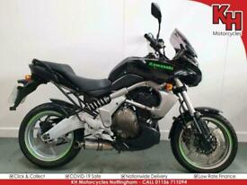 Kawasaki Versys 650 Black 2007 - Rear Hugger, Service, MOT and Warranty