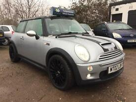 2002 Mini 1.6 Cooper S Supercharged *86k MILES* Full Leather Interior Xenons