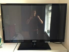 """Samsung plasma 43"""" built in freeview"""